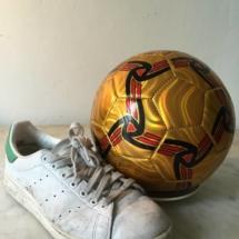ammortissement ballon de football